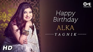 Alka Yagnik Birthday Special Interview | Best Of Alka Yagnik | Ghulam | Kismat Konnection | Taal