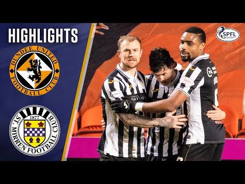 Dundee Utd St Mirren Goals And Highlights