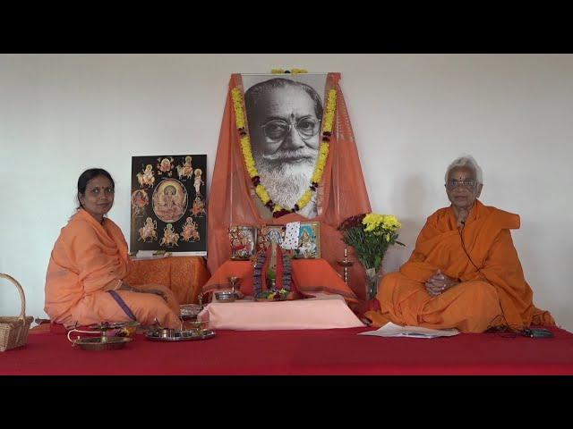 Navaratri Celebration at Temple of Compassion - Day 2