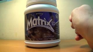 Протеин Syntrax Matrix 1.0  обзор и отзыв от ББ+