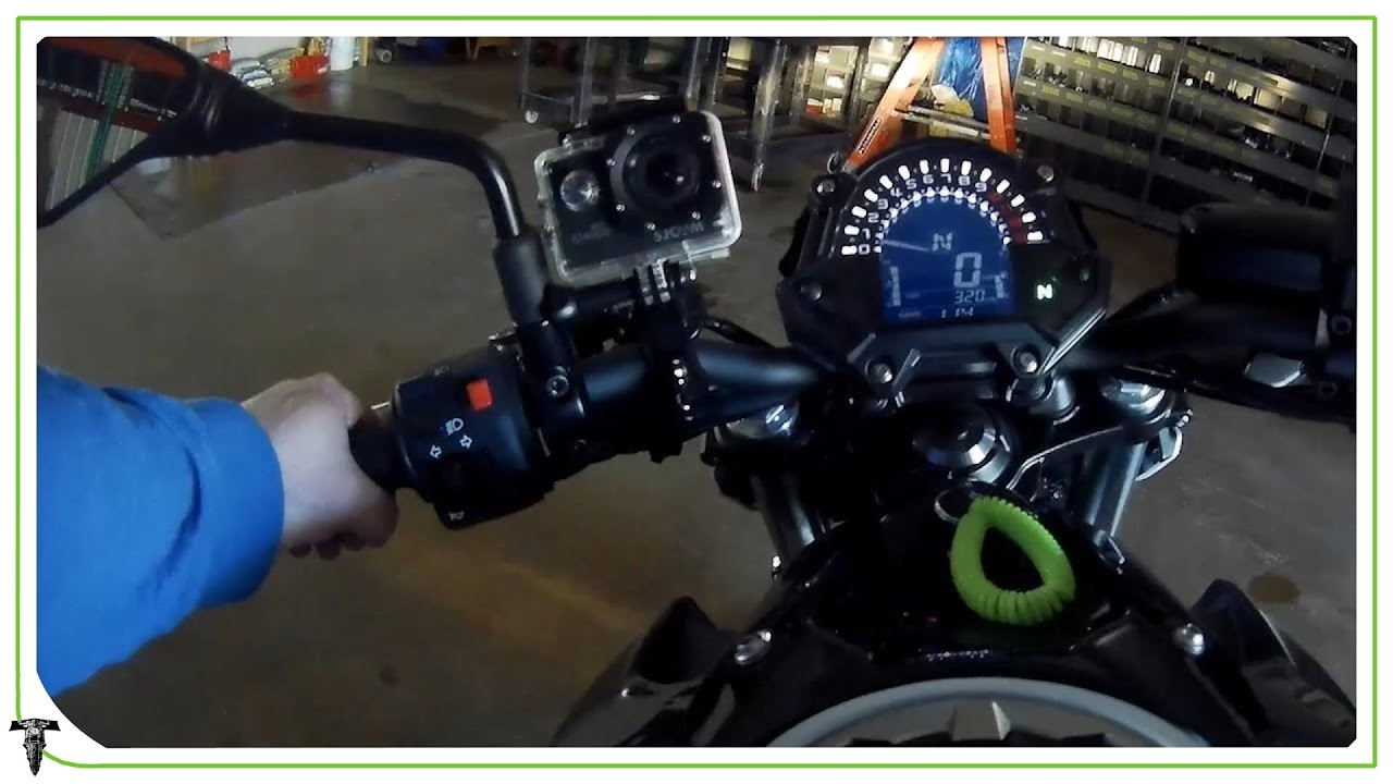 Kawasaki Ninja R Redline