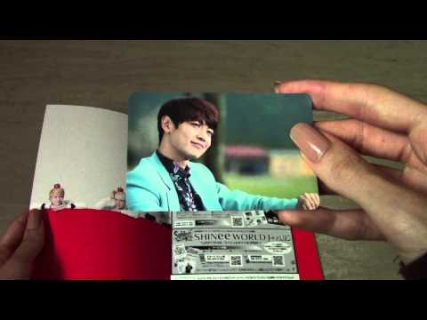 Unboxing SHINee 10th Japanese Single - Lucky Star (Regular & Limited Edition)