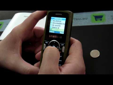Samsung M110 Hands on HD - www.TelefonulTau.eu -