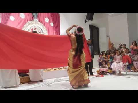 Aham Rudre and jago durga jago by Sutapa chowdhury