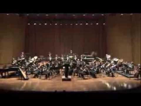 Symphony for Wind Orchestra - Luis Serrano Alarcón