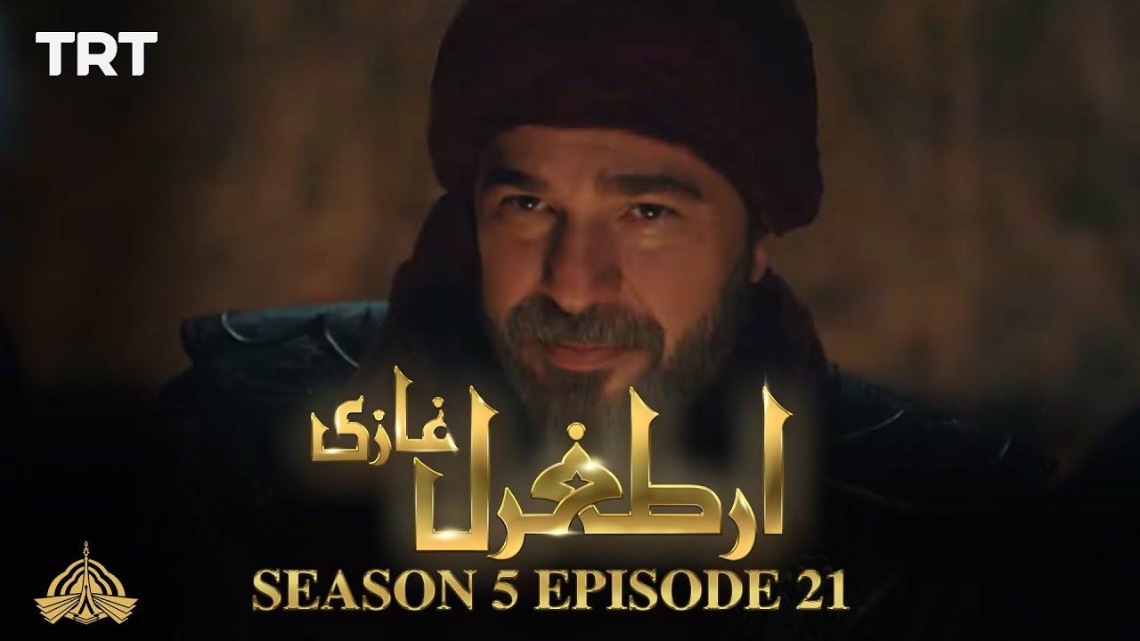 Download Ertugrul Ghazi Urdu | Episode 21| Season 5