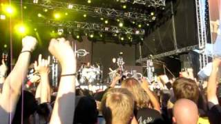 Devin Townsend: Ziltoid - Ziltoidia Attaxx!!! (Live @ Tuska 2010)