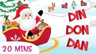 Canzoni di Natale - Din Don Dan + altre | Canzoni per Bambini e Filastrocche by Music For Happy Kids