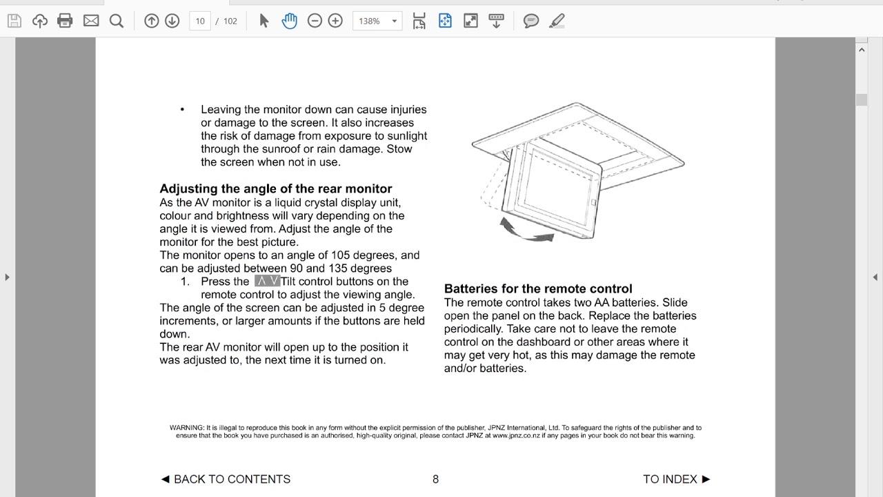 hight resolution of nissan elgrand e51 av manual in english youtubenissan elgrand e51 av manual in english