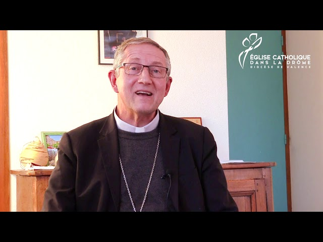 L' évêque vous parle  - Janvier 2021