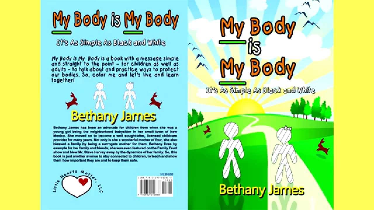 My body is my body commercial author bethany james fc