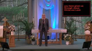 """Worship-Sunday May 2 """"The Pruning of Pain"""""""
