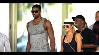 🌲🍄WATCH | Kim Kardashian Catches Tristan Thompson Checking Out Khloe's Cleavage!!
