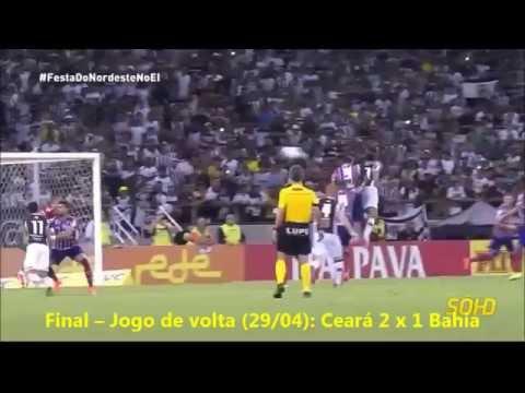 Ceará Sporting Club - Campeão invicto do Nordestao 2015 (Melhores momentos)