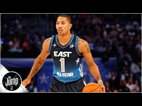 pretty nice 5380b 1eb4c Derrick Rose should be honorary 2020 NBA All-Star in Chicago - Nick  Friedell | The Jump
