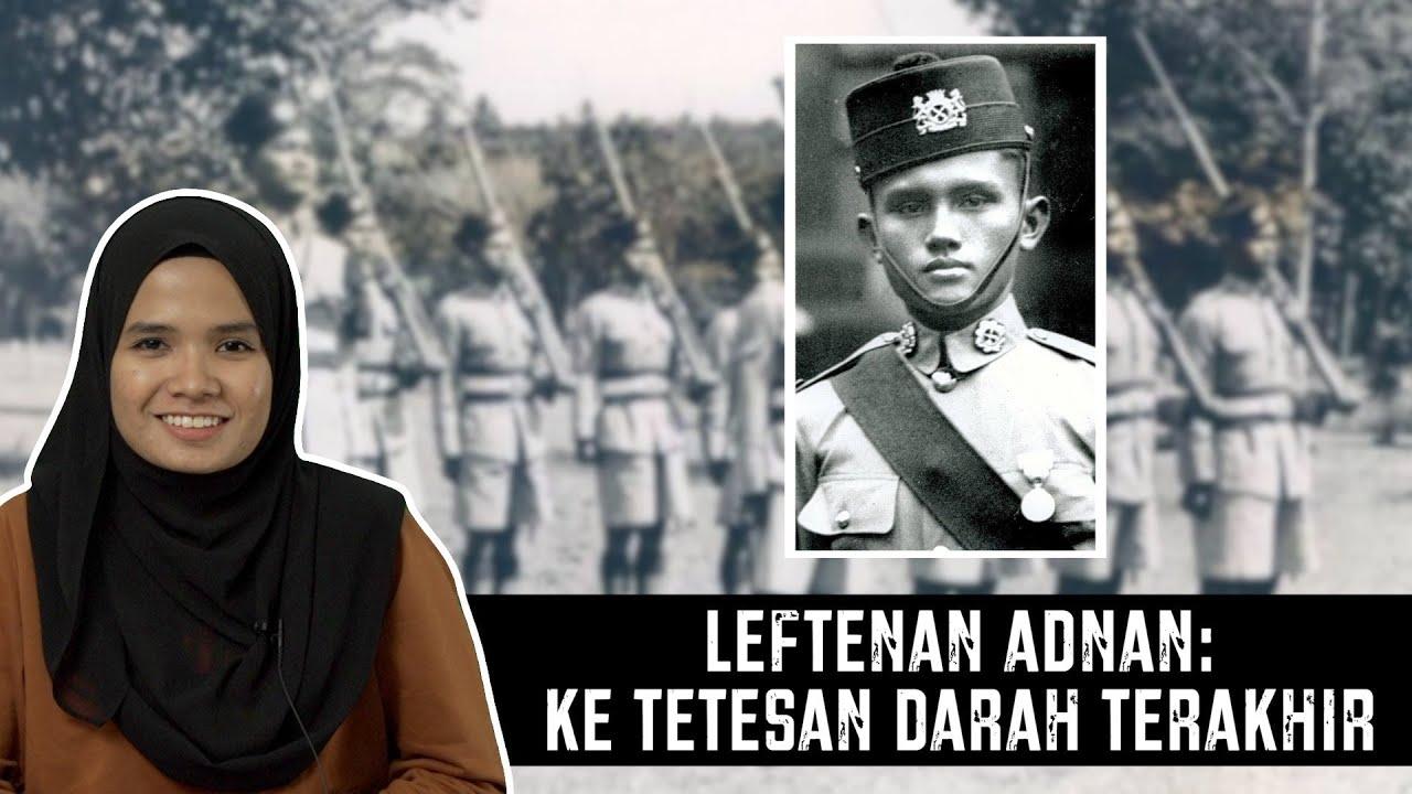 Download Leftenan Adnan: Ke Tetesan Darah Terakhir