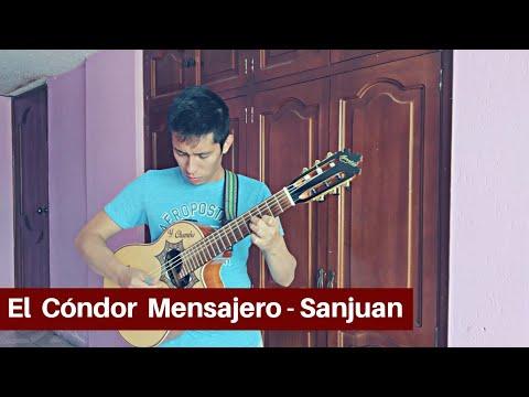 El Cóndor Mensajero - Sanjuanito | Yoder Chamba 🔥