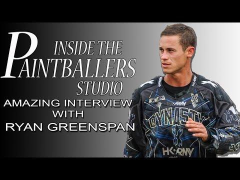 Inside the Paintballers Studio with Ryan Greenspan