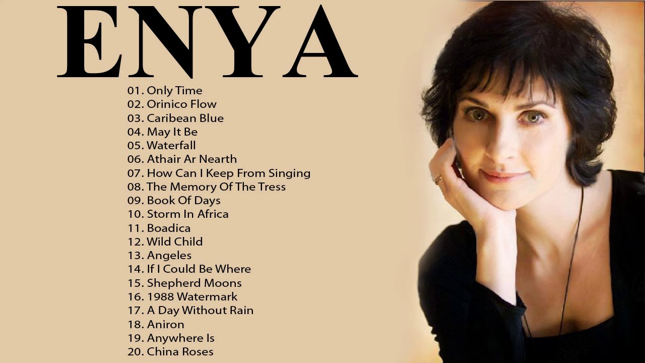 The Very Best Of ENYA Full Album 2018 -  ENYA Greatest Hits Playlist