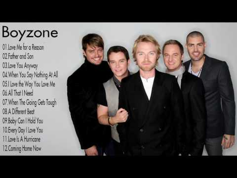 Boyzone Greatest Hits Collection || The Very Best of Boyzone