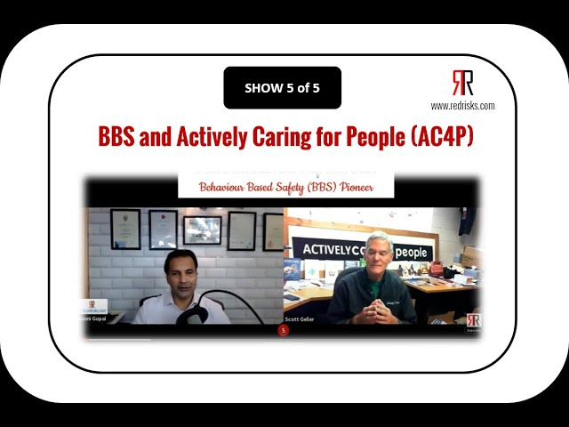 Prof Scott Geller: SHOW 5 - BBS and Actively Caring for People (AC4P)