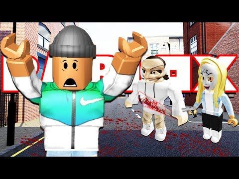 THE PURGE IN ROBLOX