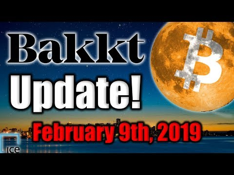 REVEALED: ICE Calls Bakkt Its 'Moonshot Bet'! Launching In March!!?? [Bitcoin News]