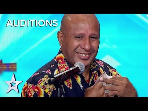 UNIQUE Talent? What Did Frans Sisir Just Do With His LIPS?! | Asia's Got Talent 2019 on AXN Asia