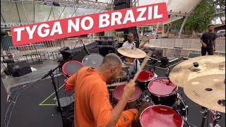 Samuca Ovidio | Abertura Show Tyga no Brazil
