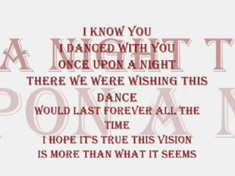 Once Upon A Dream -- Emily Osment with Lyrics!!