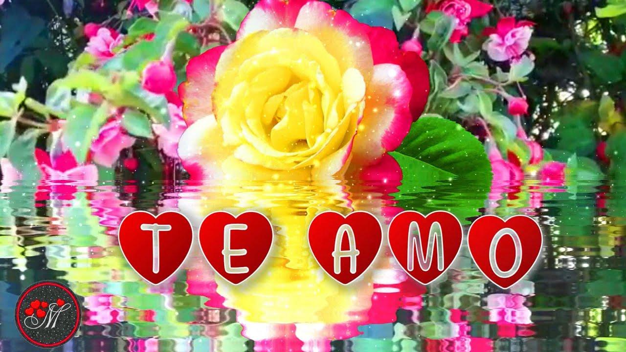 Amor Gracias por estar en mi vida 💌 Mensajes de amor para dedicar  ¡ AUDIO !