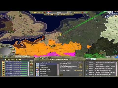 Supreme Ruler 2020 - Kingdom of Serbia - Part 14