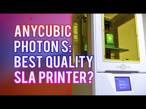 Anycubic Photon S: Incredible 3D Prints from a Sub $500 SLA Printer!