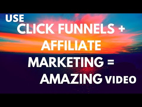 Use Clickfunnels for Affiliate Marketing thumbnail
