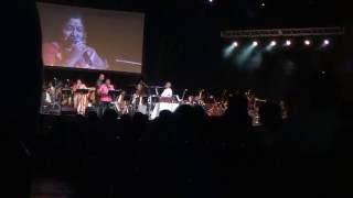 """""""sundari kannal oru sethi"""" by Chitra and Mano at Ilayaraaja's concert in Bay Area"""
