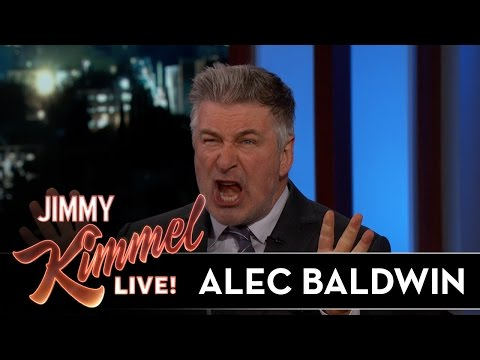 Alec Baldwin On Playing Donald Trump