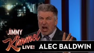 Repeat youtube video Alec Baldwin on Playing Donald Trump