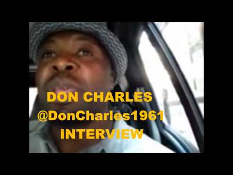 """Dereck Chisora Trainer Don Charles says   """"MALIK SCOTT IS ONE OF THE BEST"""""""