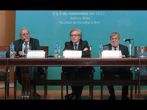 Conclusiones y cierre - Congreso Desafíos de la Cooperación Jurídica Internacional