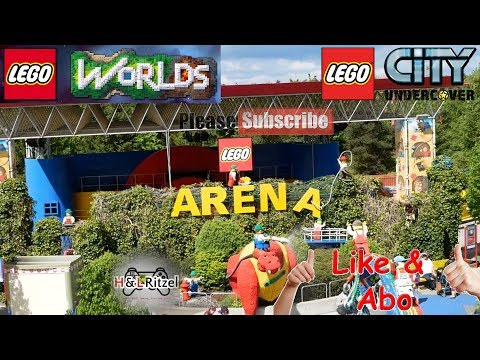 LEGOLAND GÜNZBURG Legolandtour Günzburg Deutschland