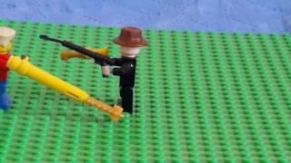 Нашестя зомбі . 1-я серія. Лего мультик.