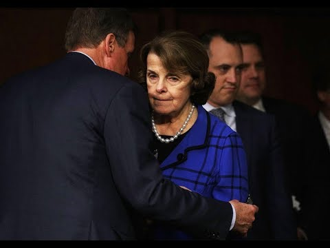 HUGE Dianne Feinstein Challenger Announcement Thursday, November 2nd