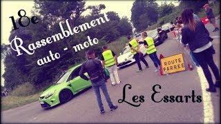 LES ESSARTS - 18e RASSEMBLEMENT AUTO MOTO