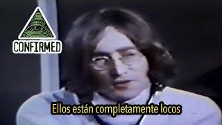 El día en que John Lennon expuso a los illuminati
