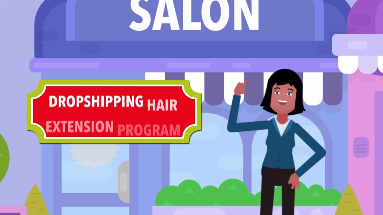 Drop Shipping Hair Extensions – Black Show Hair