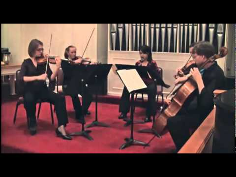 Brahms: Quintet for Clarinet & Strings, Op 115 (I. Allegro)