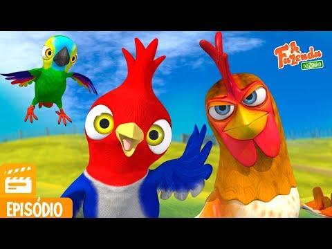 Não Zombe, Pica Pau!  - A Fazenda Do Zenon - Episódio 11 | O Reino das Crianças