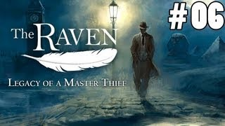 "The Raven Legacy of a Master Thief - CHAPTER 1 - Part 6 ""Stopping Train & Harbor"""