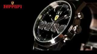 Часы Ferrari   Механизм механический(, 2014-11-29T17:13:29.000Z)