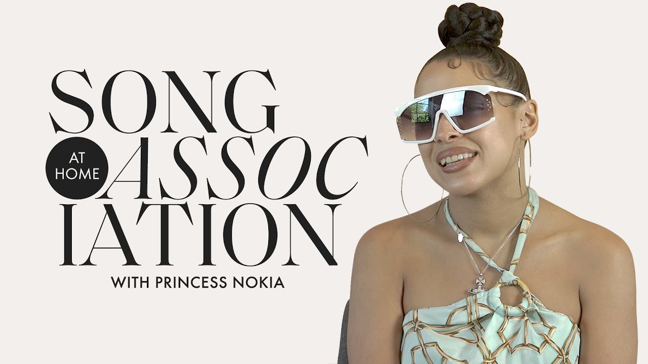 "Princess Nokia Sings Queen, Lana Del Rey, and Raps ""Gemini"" in a Game of Song Association"